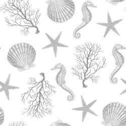 Sea Horses - WHITE