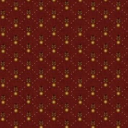 Large dots - RED
