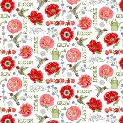 Poppy Garden - MULTI