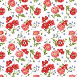 Tossed Poppies - MULTI