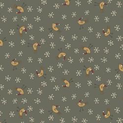 TOSSED BIRDS - GREY