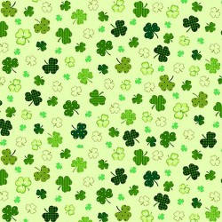 SHAMROCKS - GREEN