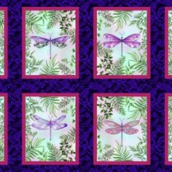 Dragonfly Blocks - ROYAL