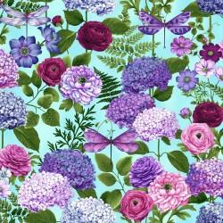 Hydrangea Bouquets - BLUE