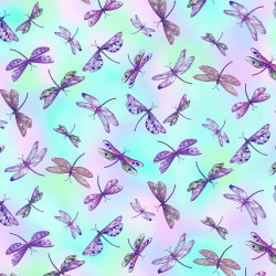 Dragonfly Toss - PASTEL