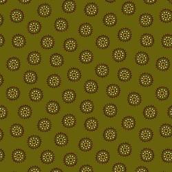Circle Dots - GREEN