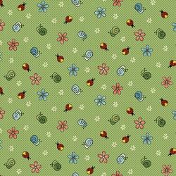 Snails - GREEN