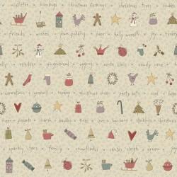 All For Christmas Stripe - CREAM
