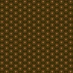 Circle Flower - GREEN