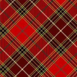 PLAID - RED