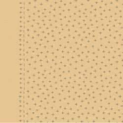 CROSS STITCH TEXTURE - BUTTER