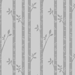 Forest Trees - GREY