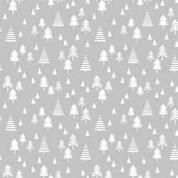Small Pine Trees - GRAY