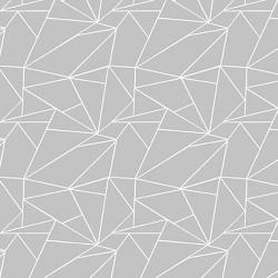 Geometric Lines - GRAY
