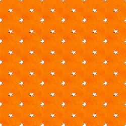 Tiny Stars Glow in Dark - ORANGE