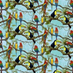 Parrot Scenic - SKY BLUE
