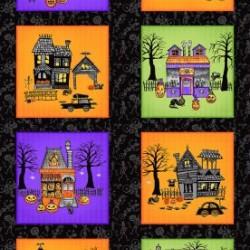 Spooky Town Panel (60cm)