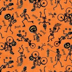Party Skeletons - ORANGE