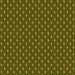 Pressed Leaves - GREEN
