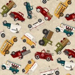 Truck Allover - STONE