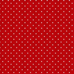 Small Dots - RED