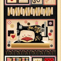 Sewing Quilt Panel (60cm)