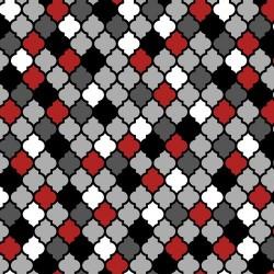 Lantern Shaped Tiles - MULTI