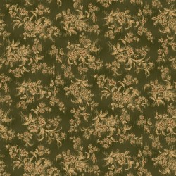 Sylized Floral - GREEN