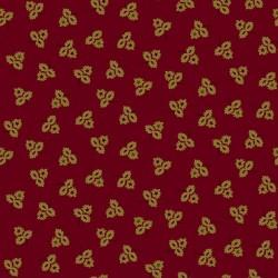 Three Leaf Clusters - RED