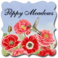 POPPY MEADOWS BY JANE SHASKY FOR HENRY GLASS