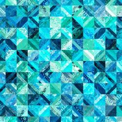 Squares - SEAFOAM
