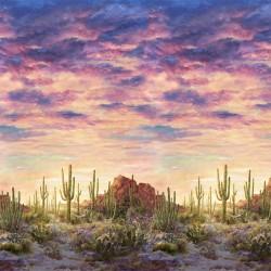 Desert Sunset - SUNSET