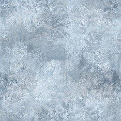 Faded Lace - ICE BLUE