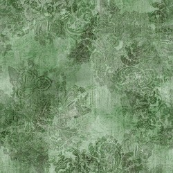 Faded Lace - EMERALD