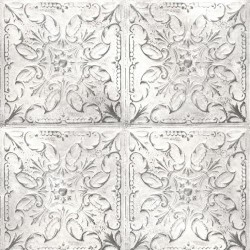 Vintage tiles - OFF WHITE