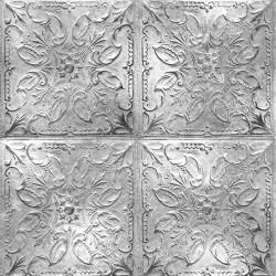 Vintage Tiles - PEWTER