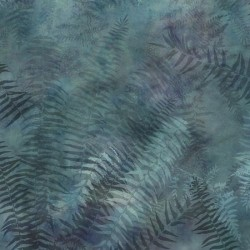 FERNS DIGITAL - DUSTY TEAL