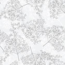 BRANCHES - WHITE/SILVER