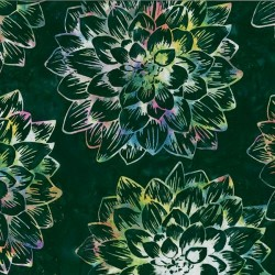 Forest Floor Batiks - EMERALD