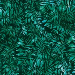 Royal Jewels Batik - CHRISTMAS GREEN