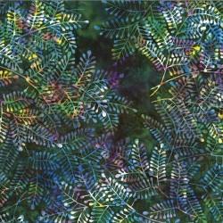 Forest Floor Batiks - LEAPFROG