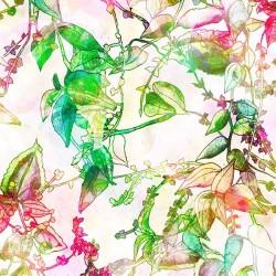 Floral Vine Digital - MULTI