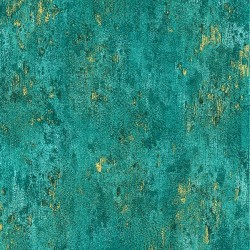 Luxe Metallic Blender - AQUA/GOLD