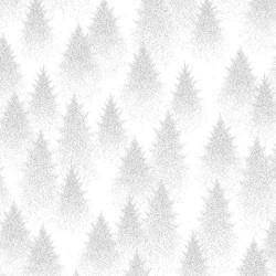 Trees - WHITE/SILVER