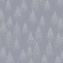 Trees - PEWTER/SILVER
