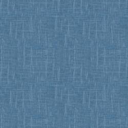 Linen Texture - DENIM