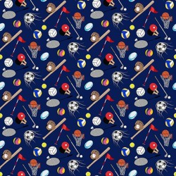 Sports Equipment - NAVY
