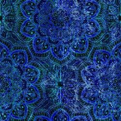 Floral Print - BLUEGRASS