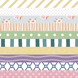 Patterns and Stripes - PETIT FOUR