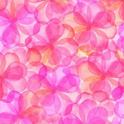 Large Flowers - PINK